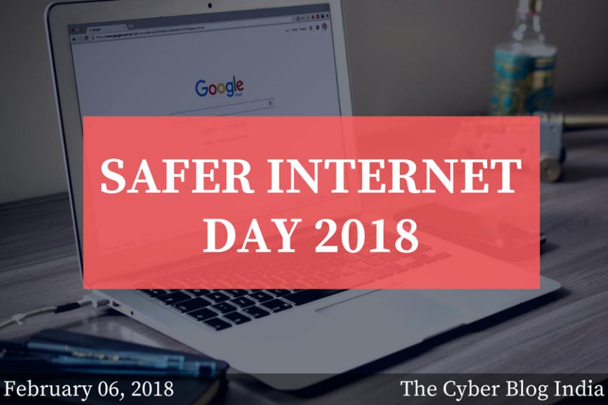 SIDindia2018, Safer Internet Day, SIDIndia