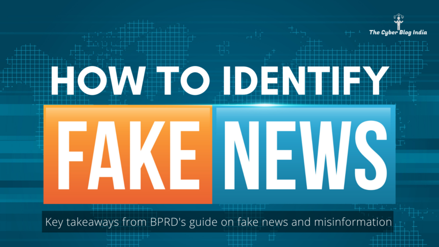 how to identify fake news