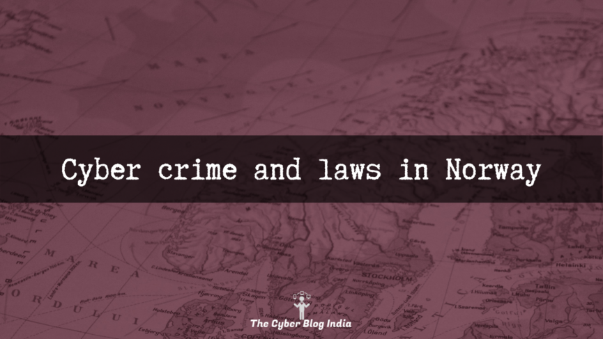 Cyber crime and laws in Norway