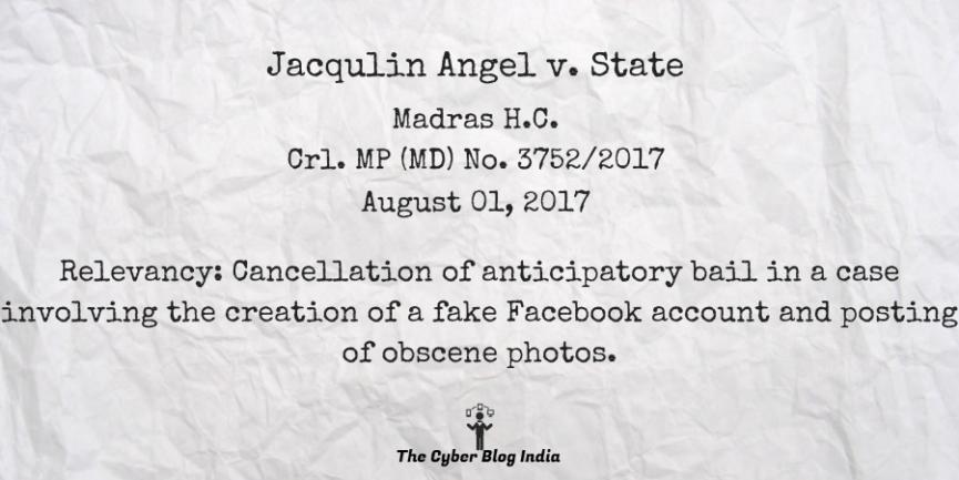 Jacqulin Angel v. State