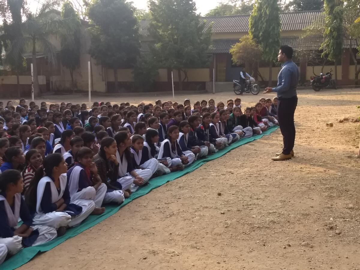 30. Government Girls Higher Secondary School, Jhabua (January 01, 2018) (1)