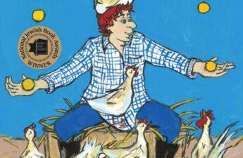 chicken man book cover