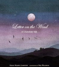 Letter on the wind book cover