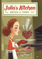 Julia's kitchen book cover