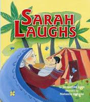 sarah laughs book cover