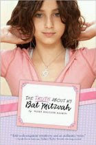 The truth about my bat mitzvah book cover