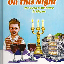 on this night book cover