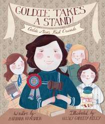 Goldie Takes a Stand (Kar-Ben)