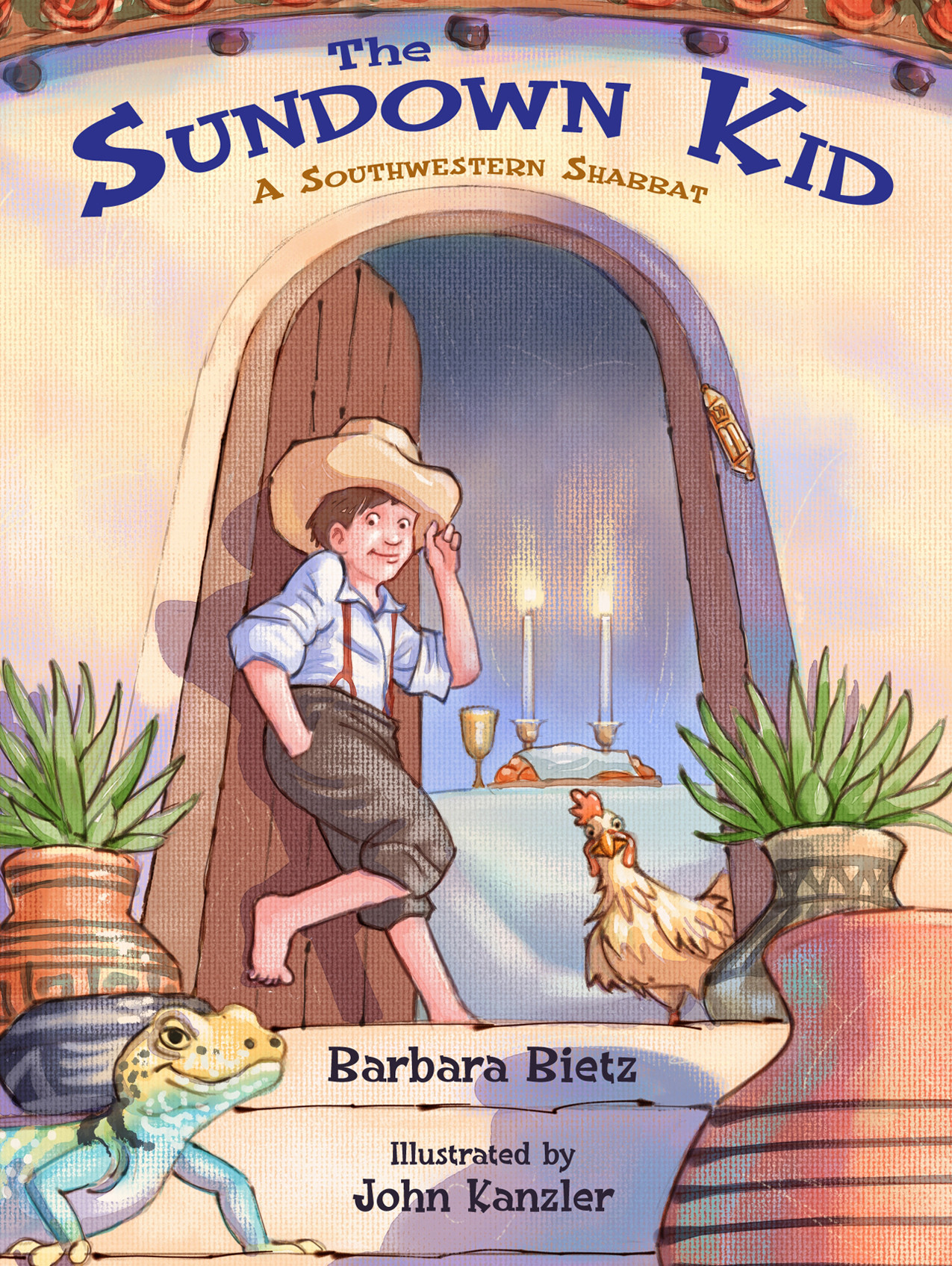 The Sundown Kid by Barbara Bietz