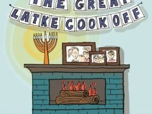 the great latke cookoff book cover