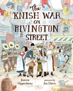 knish war book cover
