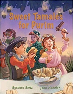 Sweet Tamales for Purim by Barbara Bietz