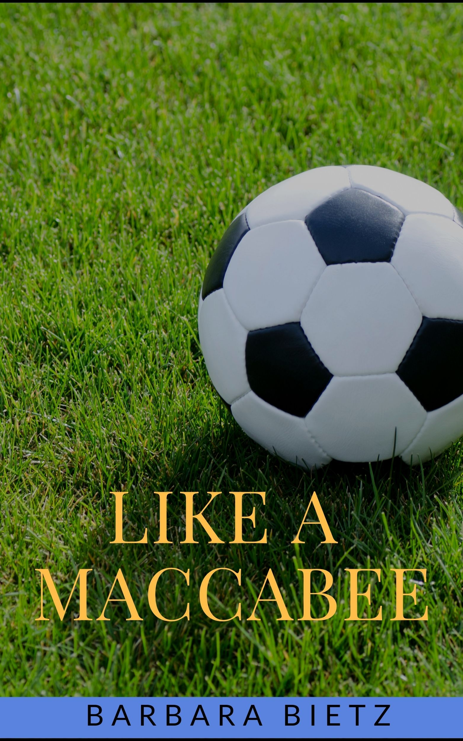 Like a Maccabee by Barbara Bietz