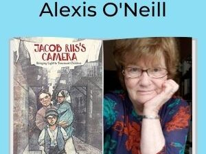 Alexis O'Neill author