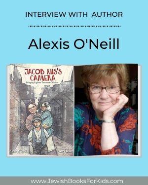 Alexis O'Neill author