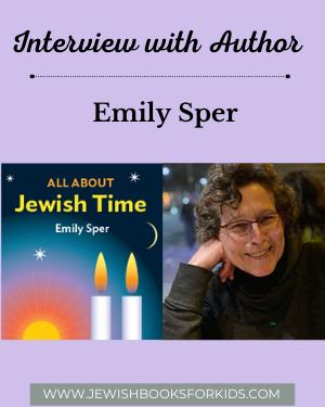 author Emily Sper