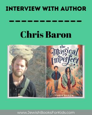 author chris baron