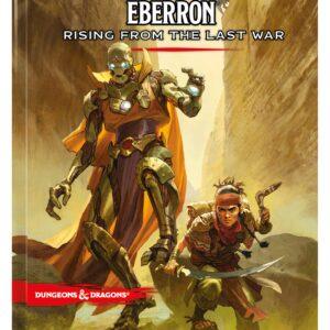 D&D RPG: Eberron - Rising from The Last War
