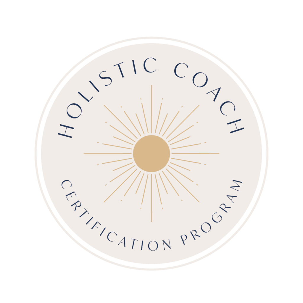 Holistic Coach Certification Program