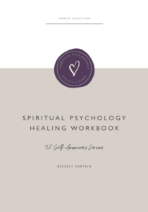 Spiritual Psychology Healing Workbook