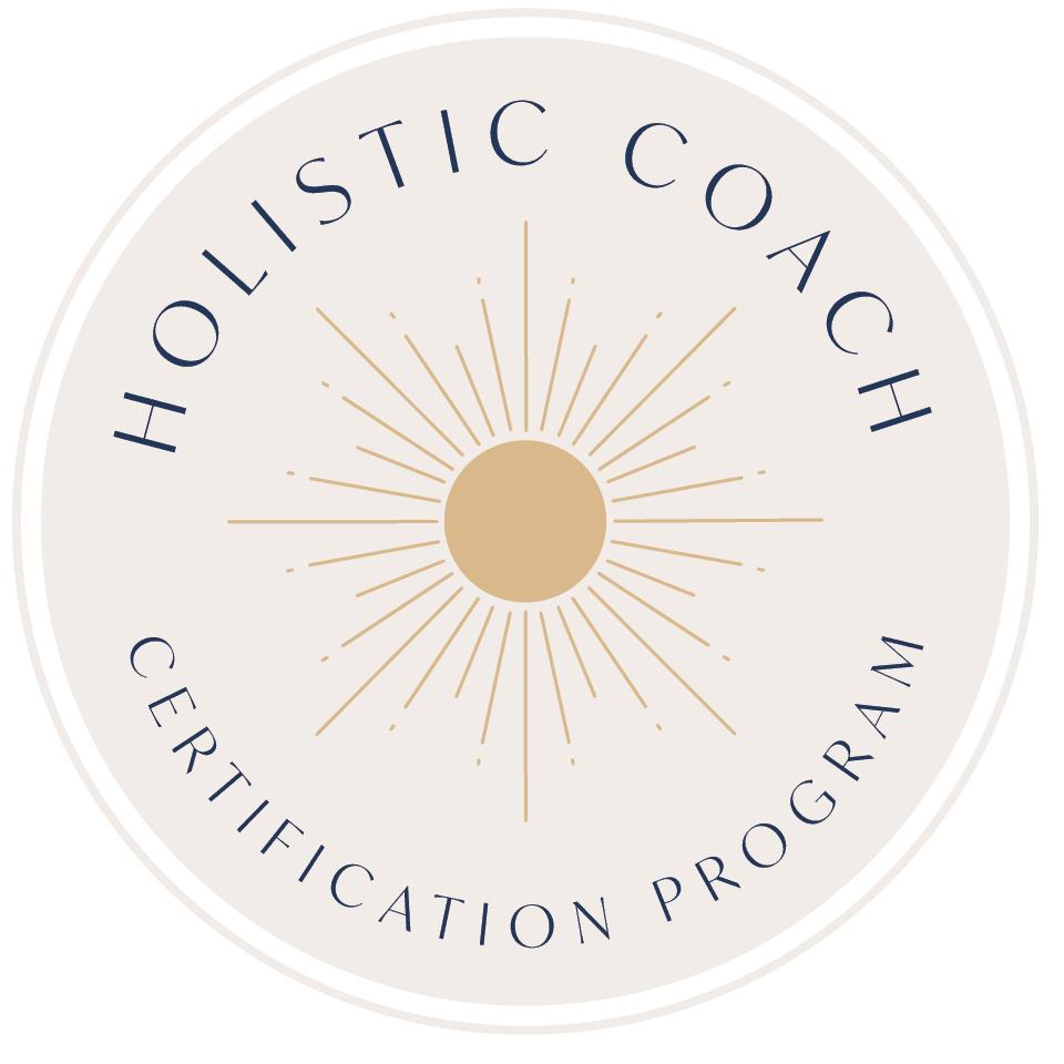 Holistic Coach Certification Program Logo