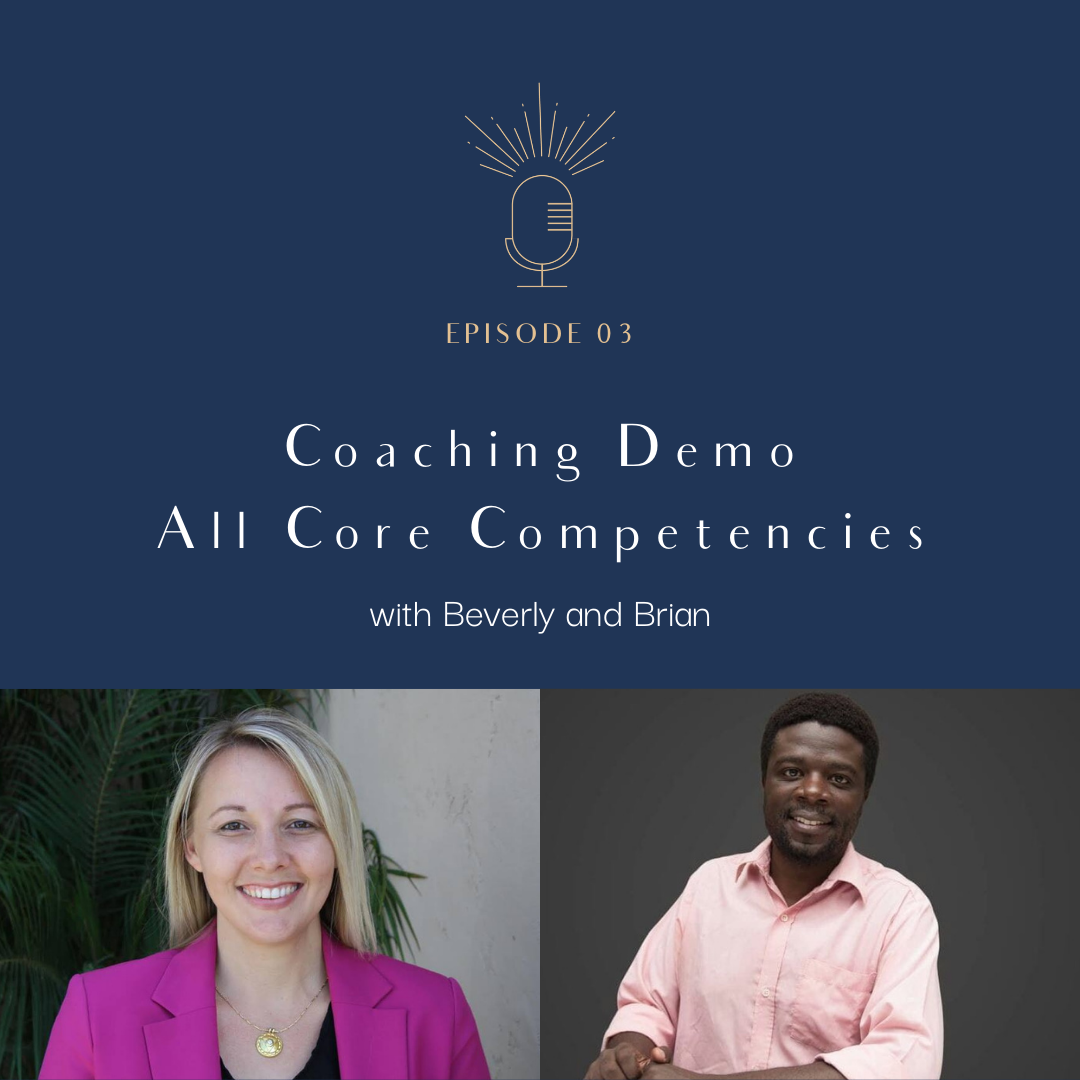 Coaching Demo Core Competencies
