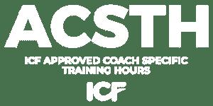 ICF ACSTH ACCREDITED PROGRAM
