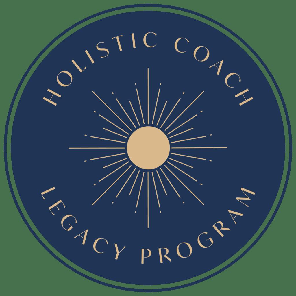 Holistic Coach Legacy Program Logo