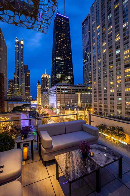 Chicago's Z Bar, The Summer's Most Anticipated Rooftop, Now Open