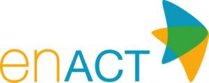 enact new logo
