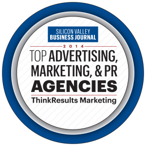 ThinkResults as a Top Agency in Silicon Valley