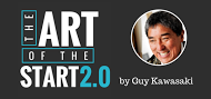 Art of the Start 2.0 by Guy Kawasaki
