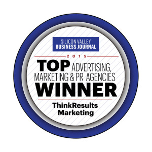 THinkResults Marketing listed as a top agency in Silicon Valley