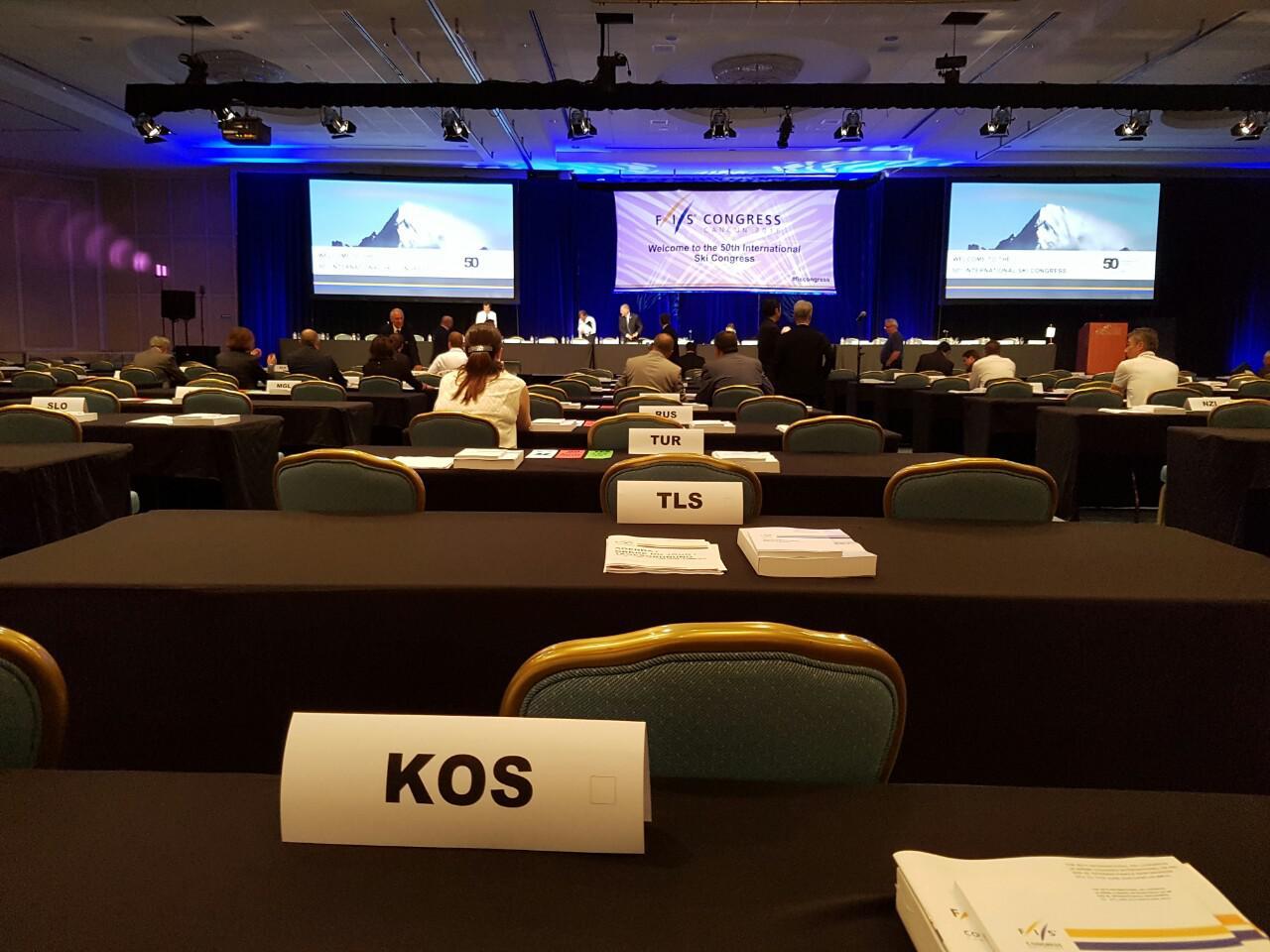 Zhvillimi I Kongresit Të 50-të Të FIS-it