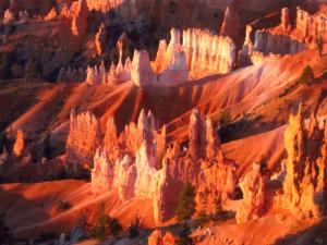 Early Morning at Bryce Canyon