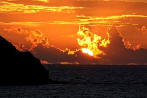 Tortola Sunrise