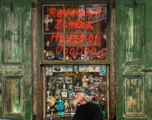 330-Reverend Zombie, New Orleans