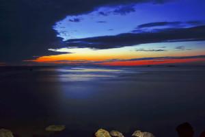 blue-sunset