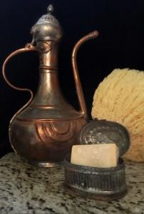 Preparing For a Turkish Bath
