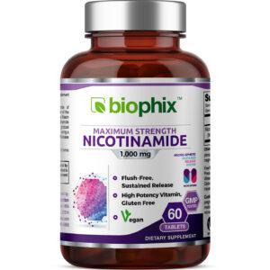 Biophix-Render-Nicotinamide1000mg60tabs-Front