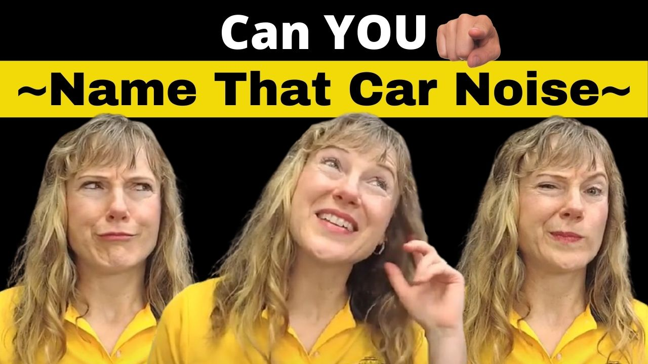 Can You Name That Car Noise? (Click To Read More…)