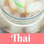 """Thai Iced Coffee: THM """"FP"""" with """"S"""" option"""