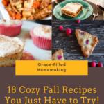 18 Cozy Fall Recipes (THM-Friendly, Sugar-Free)