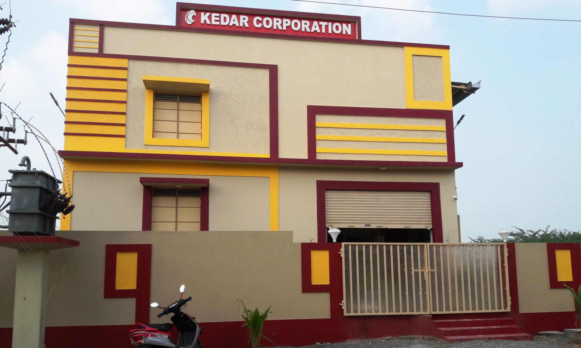 KEDAR CORPORATION