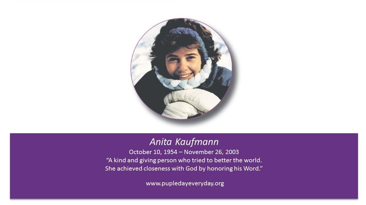 Anita Kaufmann
