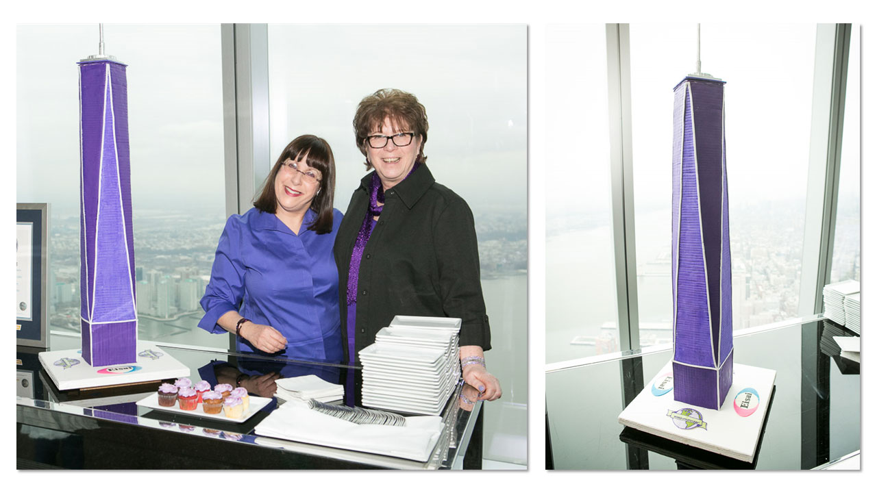 The Anita Kaufmann Foundation - The Freedom Tower Event