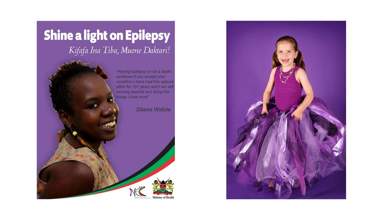 Shine A Light On Epilepsy