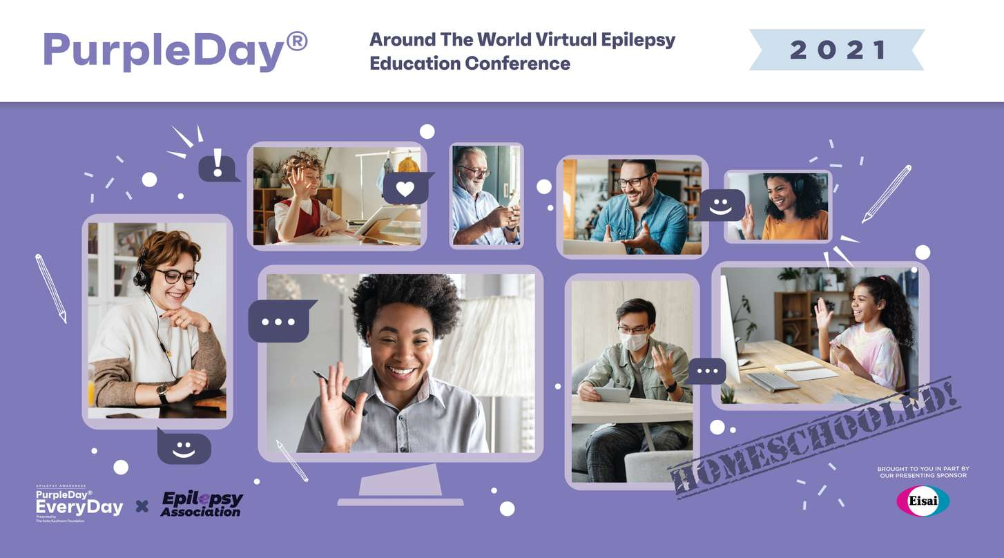 Purple Day® – Around The World 2021 Virtual Conference