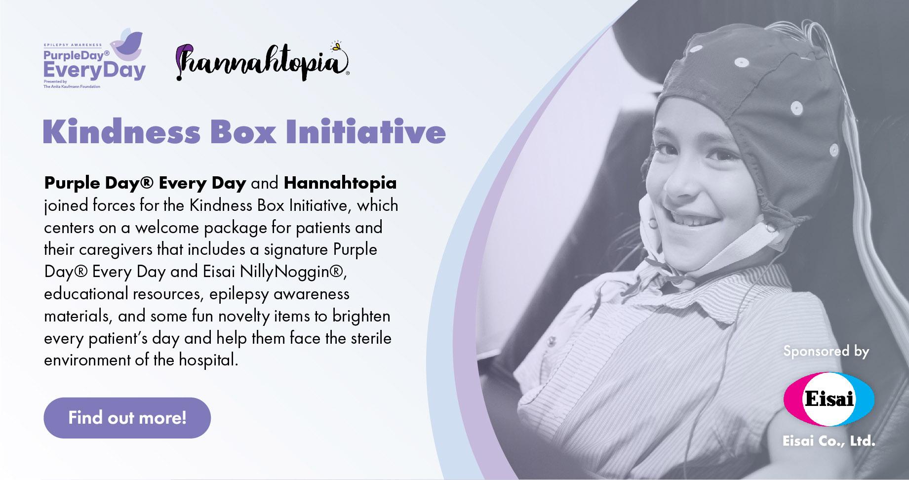 Anita Kaufmann Foundation - Kindness Box Initiative