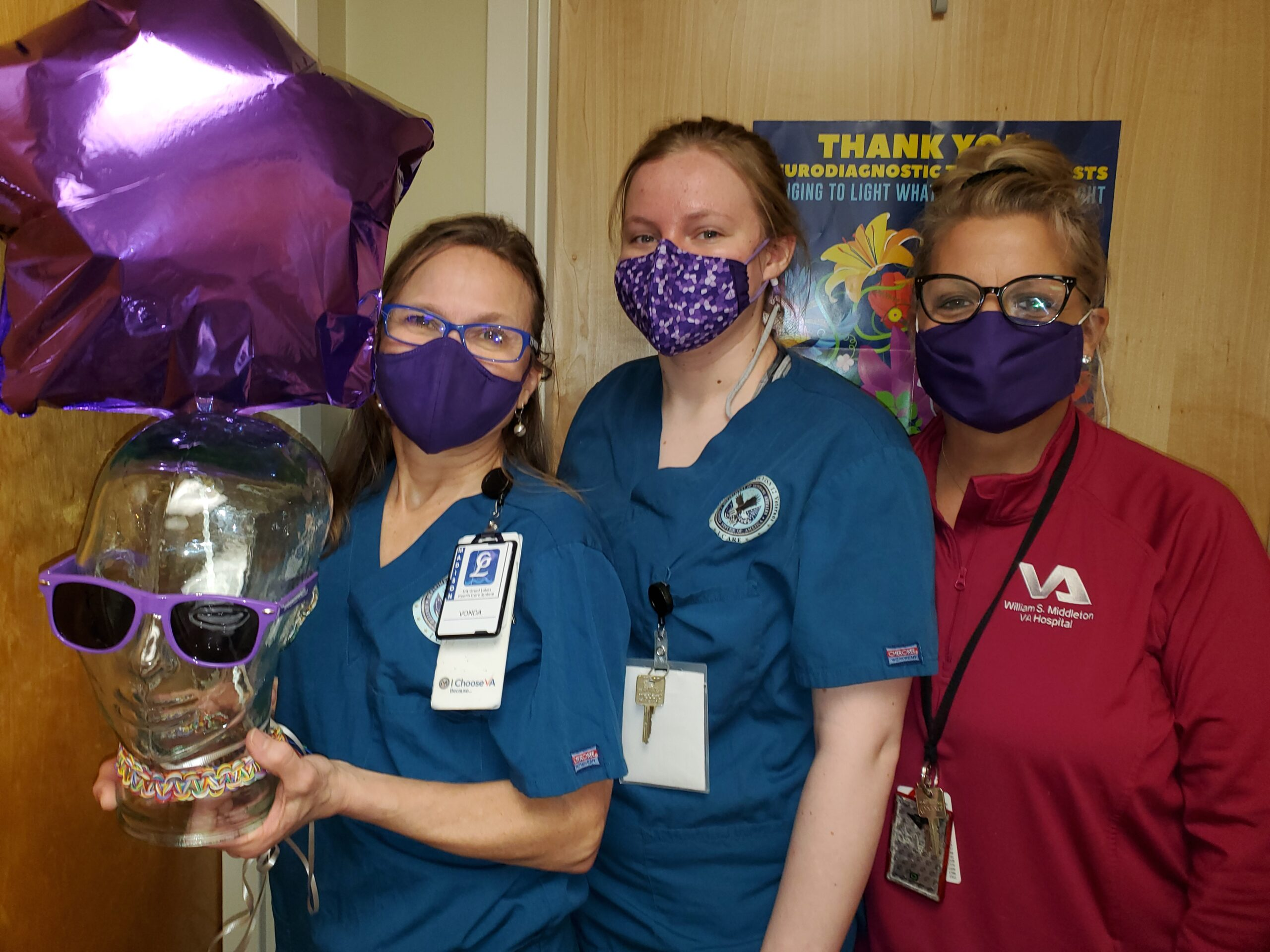 Purple Day® in Madison, Wisconsin